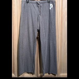 Pink Victoria's Secret Boyfriend sweatpants EUC